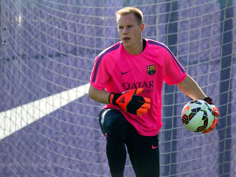 """Ter Stegen: """"La situación que vivo en Barcelona no es fácil para mí"""""""