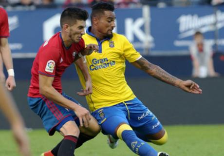 KP Boateng wasteful in Las Palmas draw