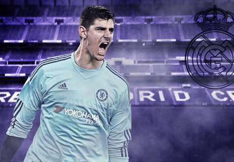 Courtois, el elegido por el Real Madrid