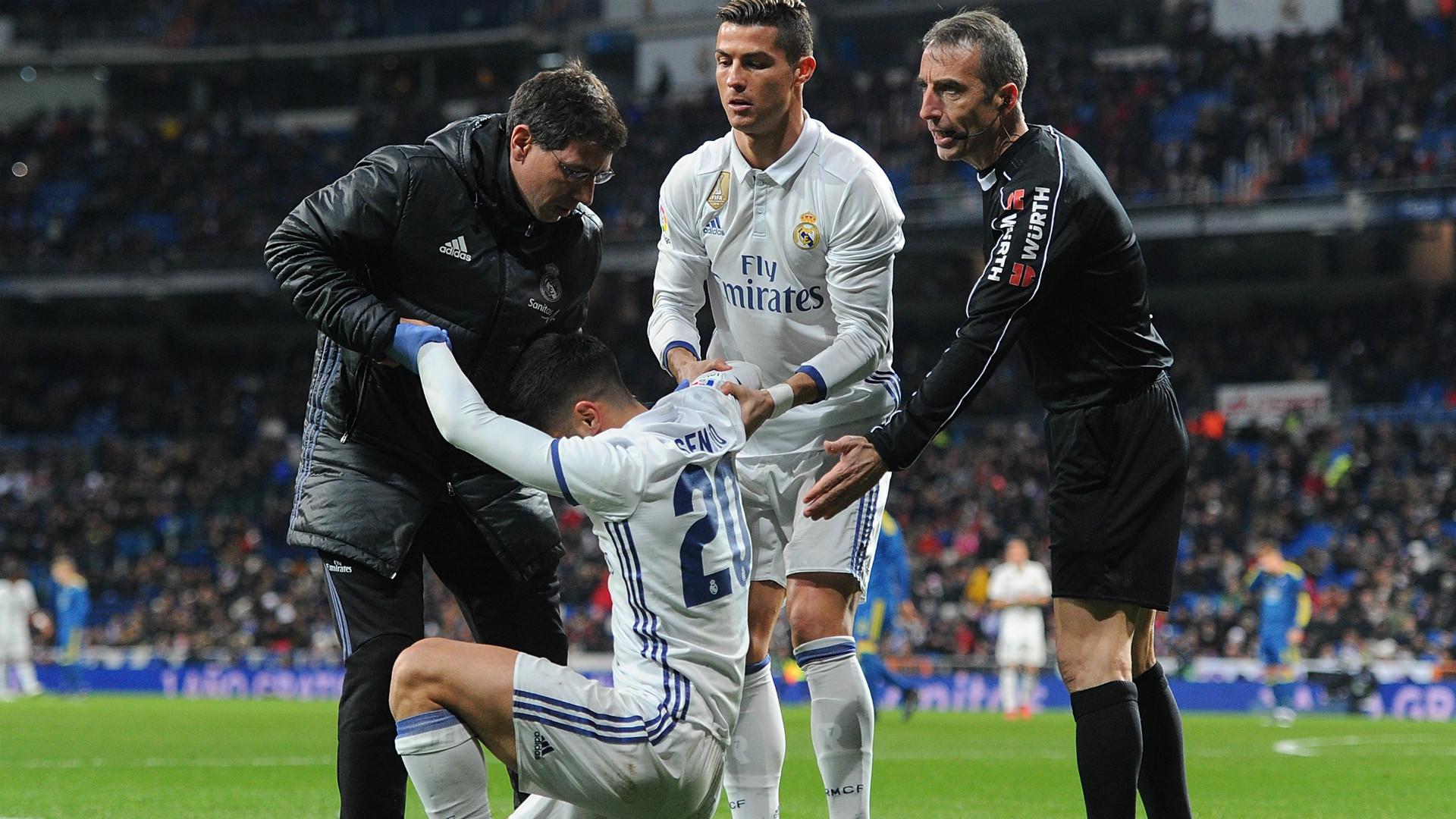 Cristiano Ronaldo Marco Asensio Real Madrid Celta Copa Del Rey