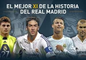 Con la ayuda de sus lectores, Goal ha seleccionado a los mejores jugadores en la historia del club merengue