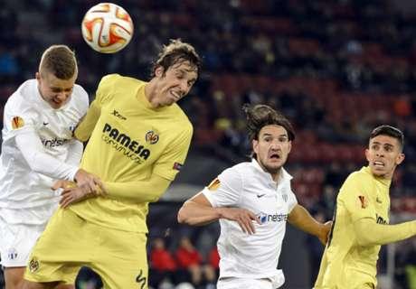 Europa League: Zurich 3-2 Villarreal