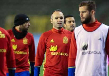 Euro: FIFA ameaçou expulsar Espanha