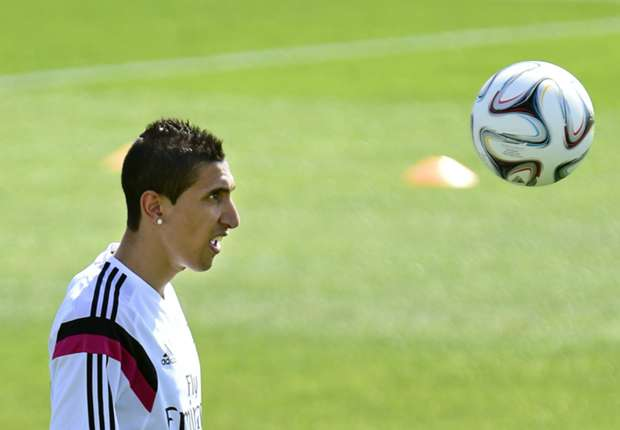 Manchester United make breakthrough in Di Maria chase