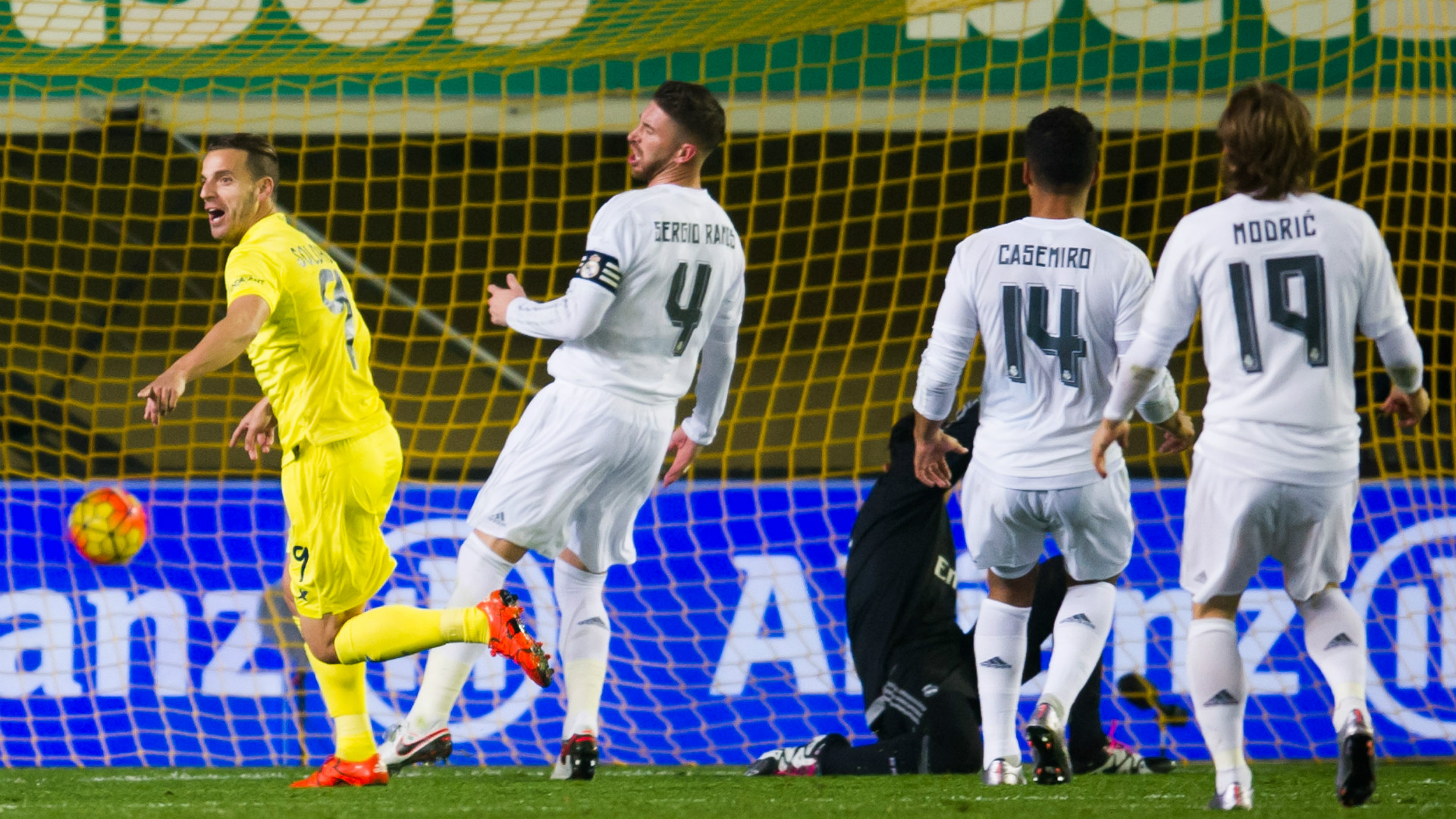 Video: Villarreal vs Real Madrid