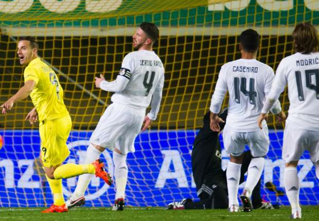 Video: Villarreal vs Real Madrid
