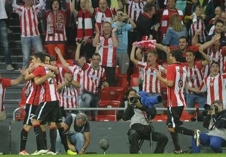 Europa League: Athletic 1-0 Zilina