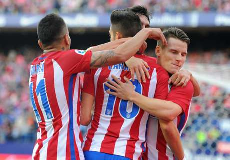 Atletico reclaim summit with big win