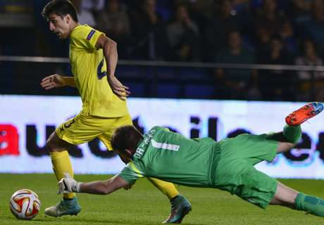 Player Ratings: Villarreal 4-1 Zurich