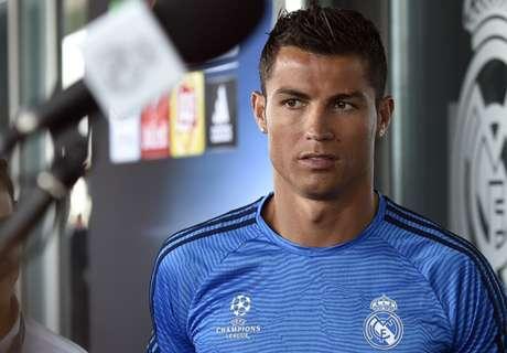 Zidane: CR7 für Finale bei