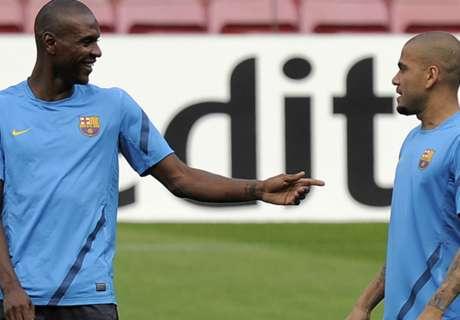Abidal rechazó a Barcelona