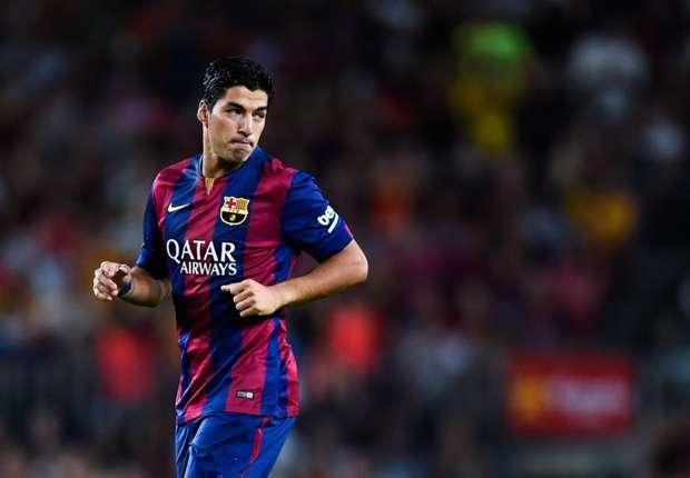 Suarez Barcelona Clasico Suarez Barcelona Clasico