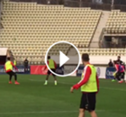 VIDEO: Shaqiri zaubert im Schweiz-Training