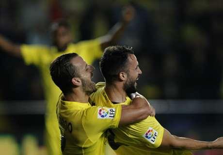 UEL: Dinamo 1-2 Villarreal