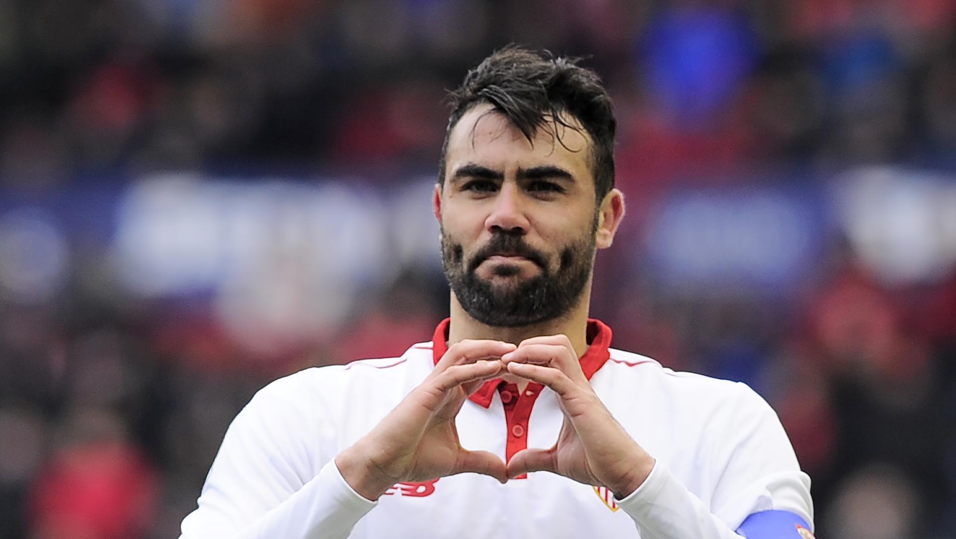 Vicente Iborra Osasuna Sevilla LaLiga