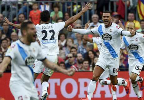 Eibar & Almeria suffer La Liga relegation