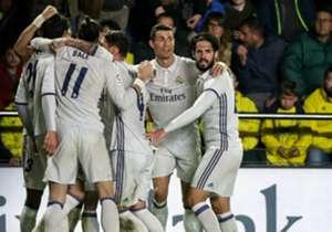 Quels sont les marathoniens du Real Madrid en Liga ? Goal a recensé les joueurs du Real qui font le plus d'efforts en championnat cette saison.