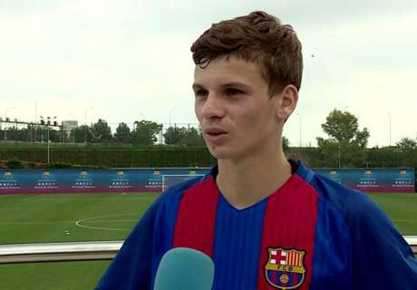 Meet Barca's 'Kosovan Iniesta'