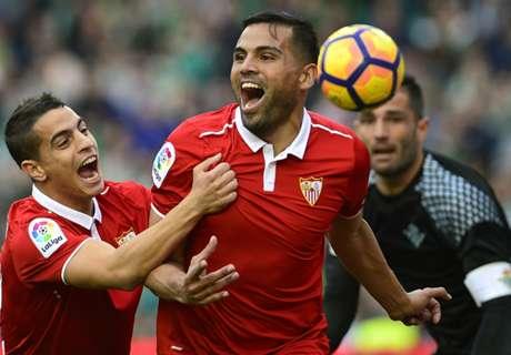 LaLiga: Sevilla dreht das Derby