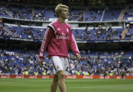 Odegaard exclusion marks exit