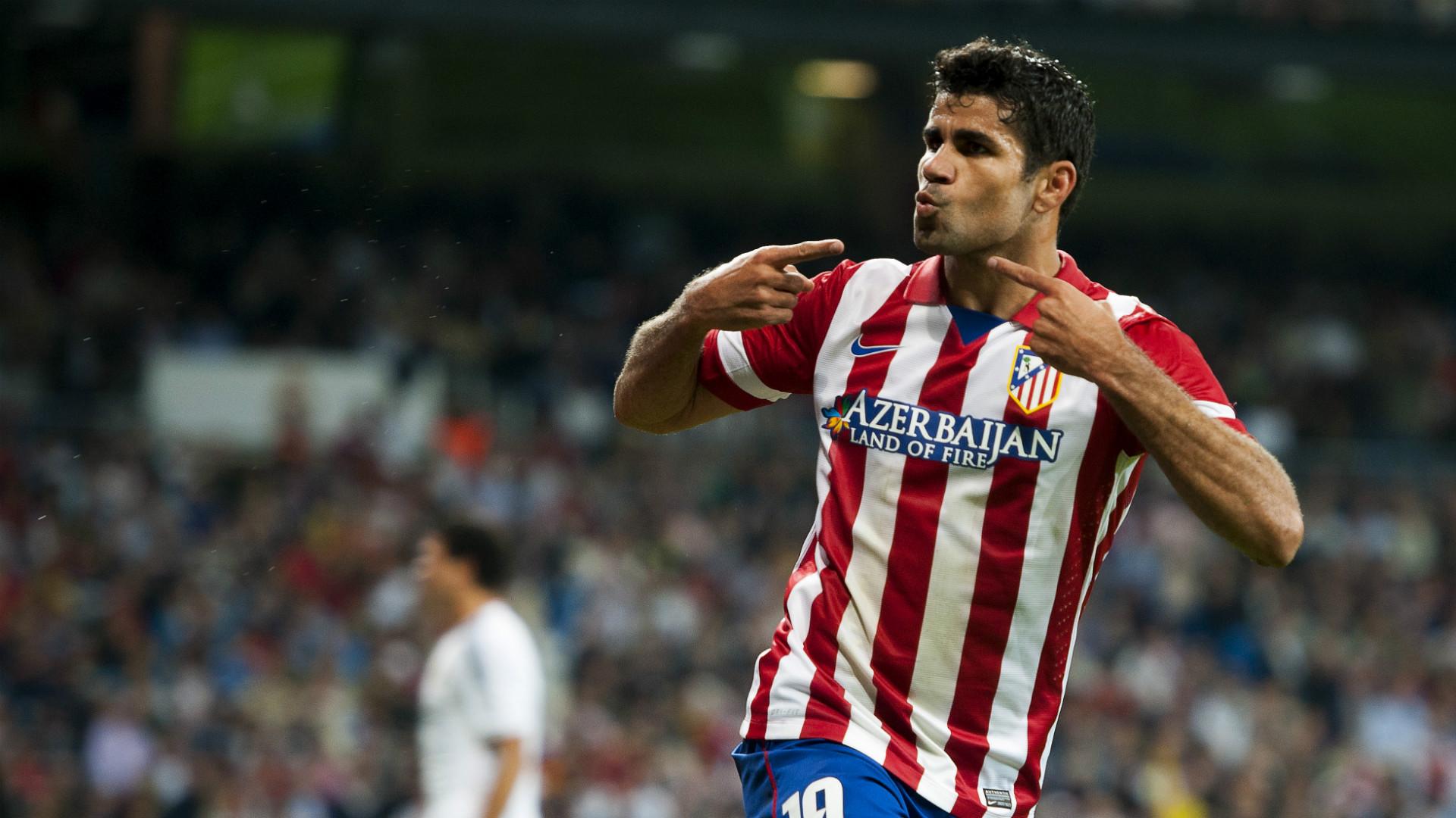 Diego Costa Atletico Madrid 2014