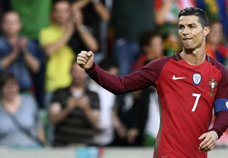 Where does CR7 rank among top scorers?