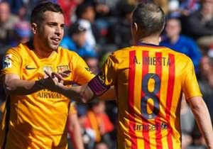 Los catalanes llegaron a 28 partidos sin derrotas.
