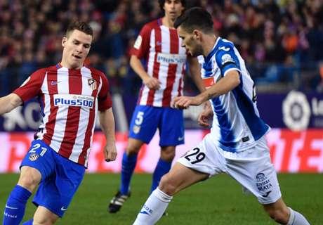 Atletico Tertahan Di Markas Sendiri