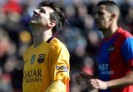 Messi muss zum Nieren-Check