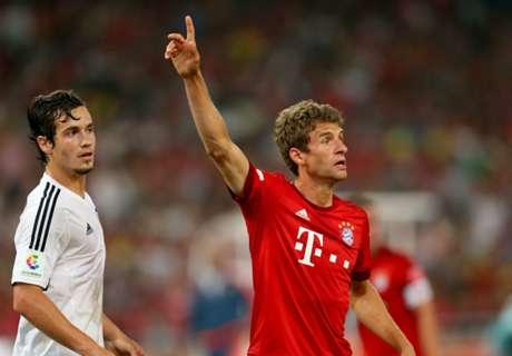 TT: Liverpool join Man Utd in Muller race