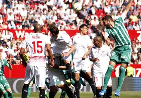 Sevilla - Betis, clásico de debutantes