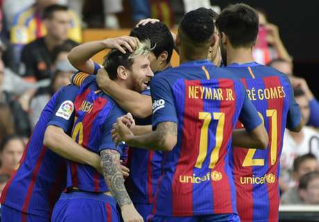 Messi proves decisive in Barca win