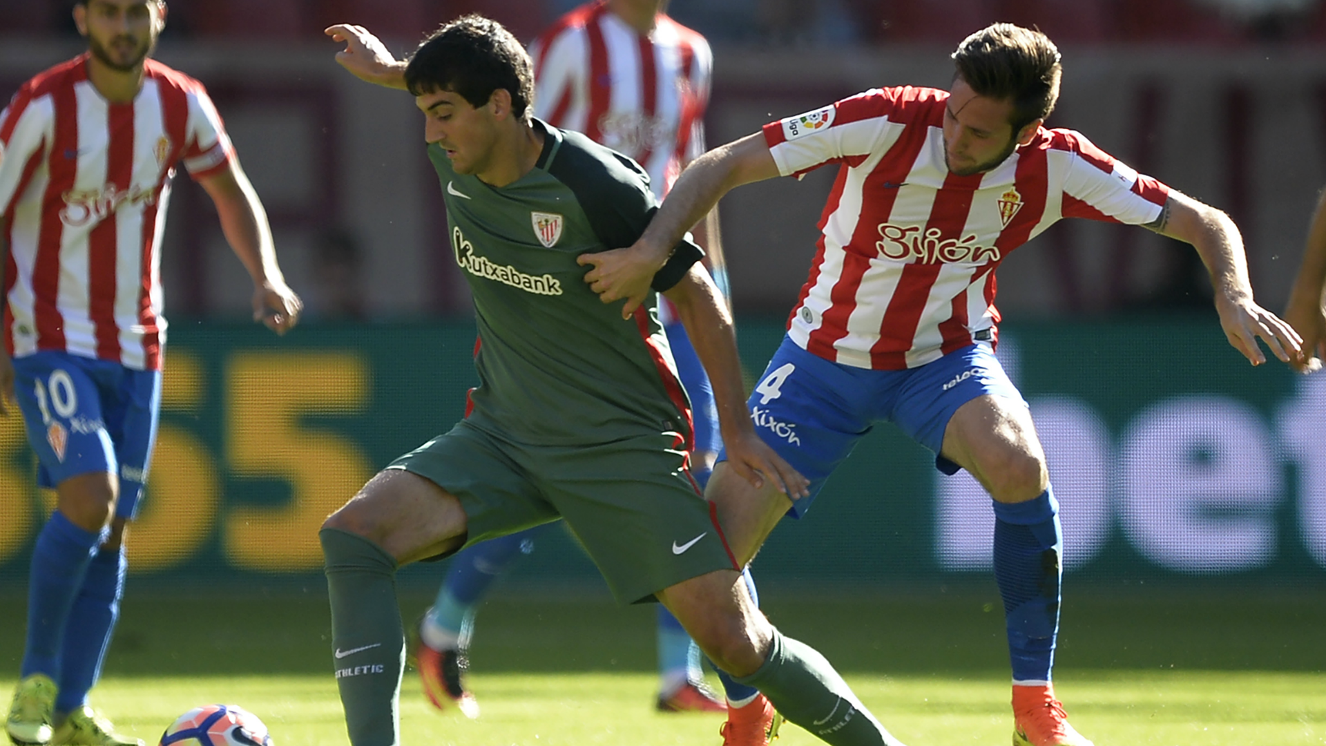 Video: Sporting Gijon vs Athletic Bilbao