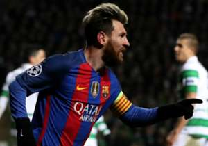 LIONEL MESSI | Barcelona | Messi was the top goalscorer in the Group Stages, netting a phenomenal 10 goals. Only Ronaldo (11 in 2015-16) has ever scored more in a CL group stage.