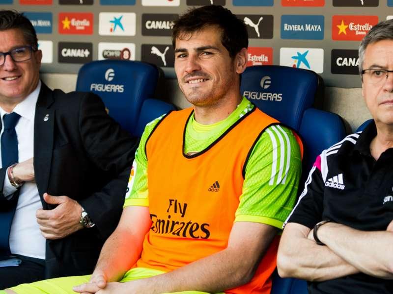 Cinco grandes clubes europeus estão na disputa para tirar Casillas do Real Madrid