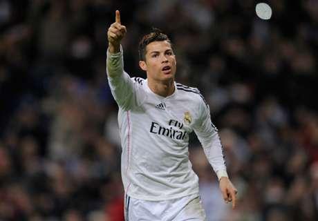 Opstellingen: Real Madrid - Ludogorets