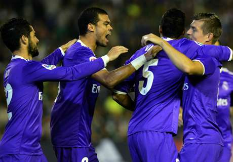 Madrid return to winning ways