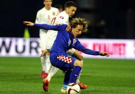 Nouvelles rassurantes pour Modric