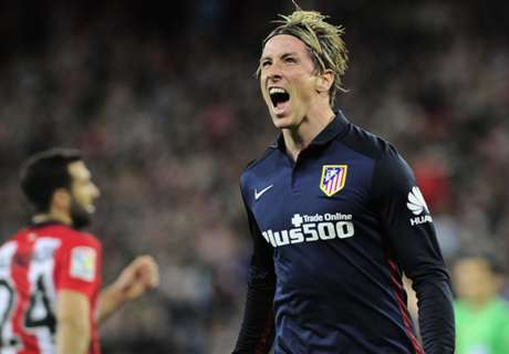 Confidence growing at Atleti - Torres
