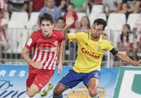 LaLiga 1 2 3: Almería 1-1 Cádiz
