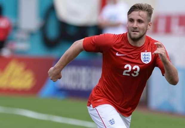 Absolvierte bereits drei Länderspiele für England: Luke Shaw