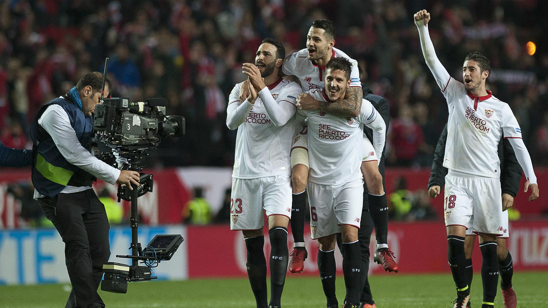 Pincha el Madrid en Sevilla, se abre la Liga. Los andaluces a 1 punto, el Barça a 2.