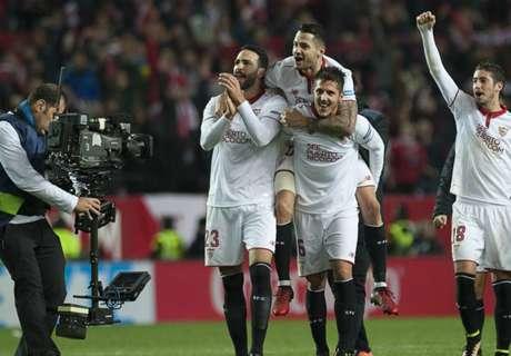 El Sevilla se vengó en el 93' de la Supercopa