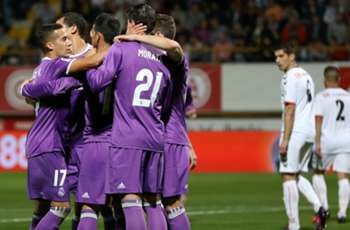Cultural Leonesa 1-7 Real Madrid: Morata & Asensio on fire in Copa del Rey