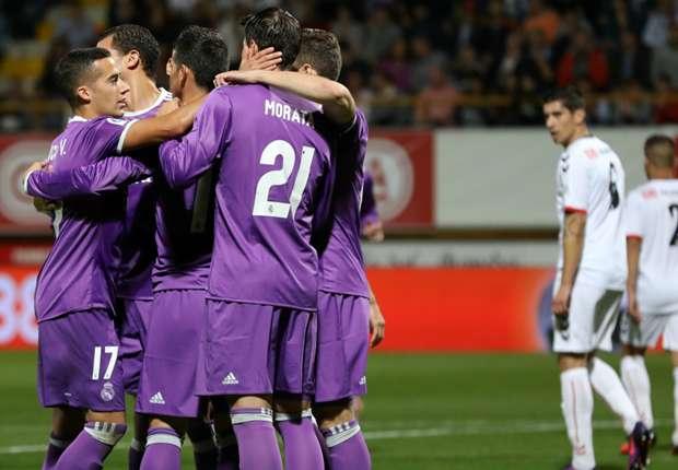 Cultural Leonesa 1-7 Real Madrid: Morata & Asensio on fire in Copa del Rey