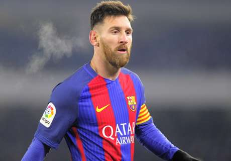 'Messi the only indispensable player'