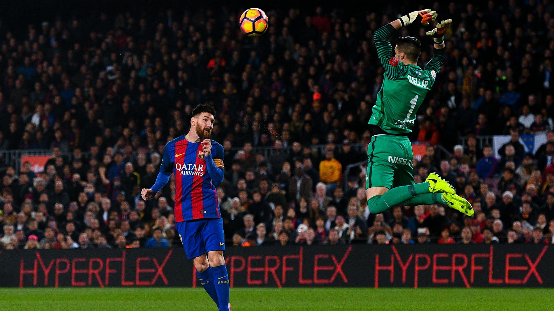 El Barça líder tras hacerle 6 al Sporting. Se aprieta la liga entre Barcelona, Madrid (con un partido menos) y Sevilla que estan en 2 puntos.