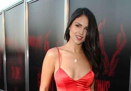 Eiza González, la nueva pareja de CR7