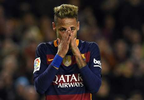 'Barcelona relaxed about Neymar'