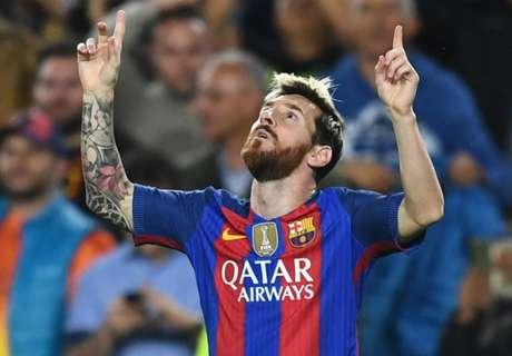 Messi erzielt UCL-Tor der Woche